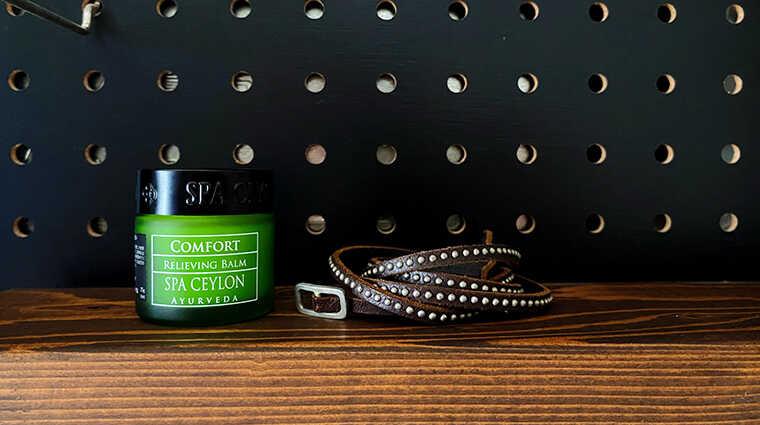 スパセイロン/自分の体温で癒しの香りをアップさせる「COMFORT」