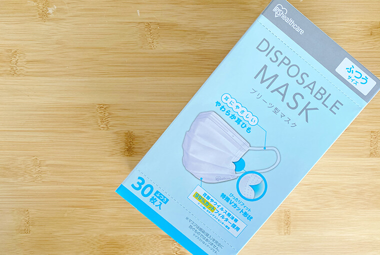 アイリスオーヤマ:マスク画像